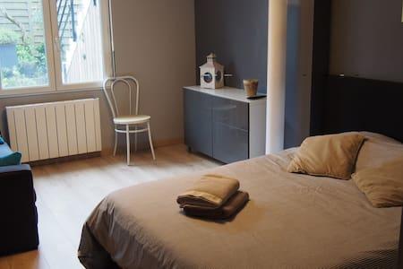 Chambre calme dans la banlieue proche de LILLE - Dům