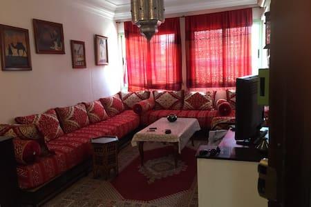 La casa dei colori in Gueliz - Apartamento