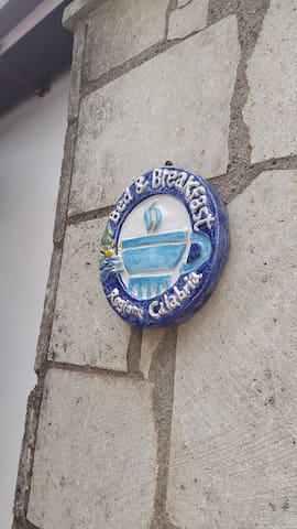 B&B Calabria costa Tirrenica - San Lucido - ที่พักพร้อมอาหารเช้า