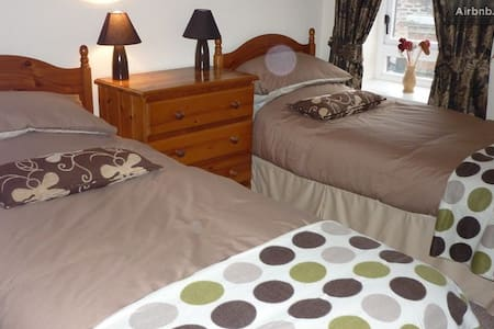 TWIN ROOM IN ROSEBANK B&B! - Bed & Breakfast