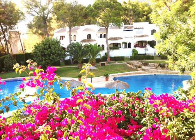 1 Bedroom Apartment Los Lagos, Denia - Jesus Pobre - Appartement