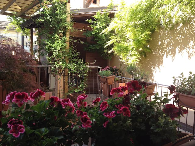Bilocale in Centro Storico a Faenza - Faenza - Dům