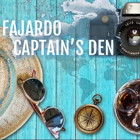 Fajardo Captain Den