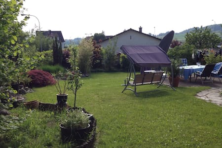 Room with Relax Garden - 8908 Hedingen