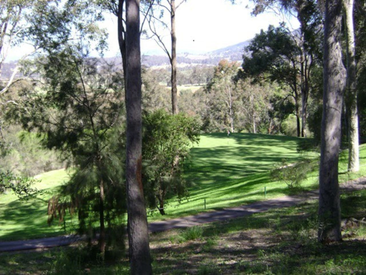 Lovely 2 bed villa with golf course views