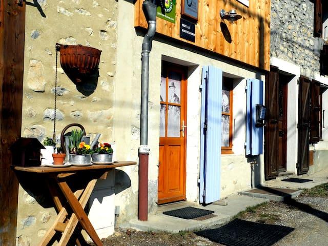 Chez la Mère Charrat - Le Sappey-en-Chartreuse - Hus