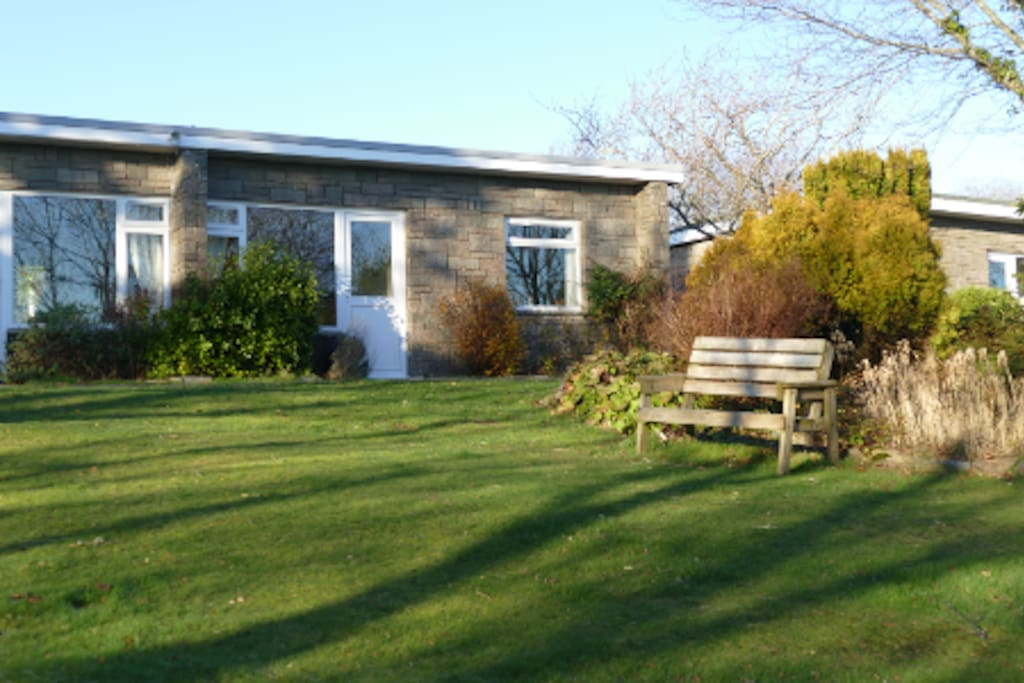 Lundy bungalow