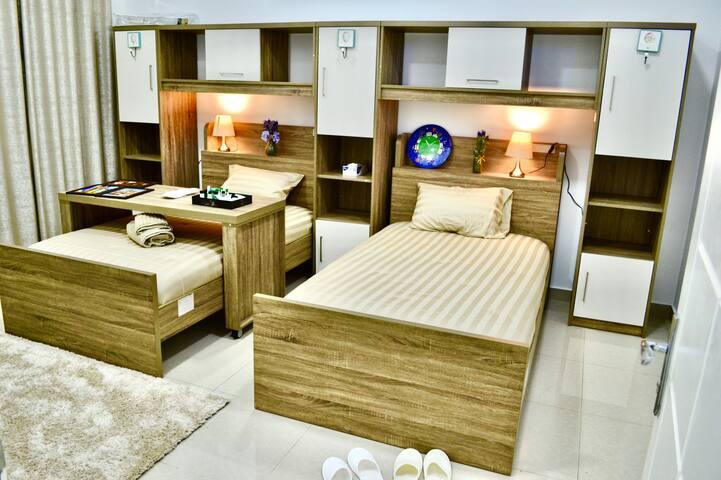 The beach suite