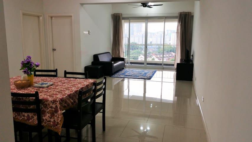 Dirby's home @  Sutera Maya