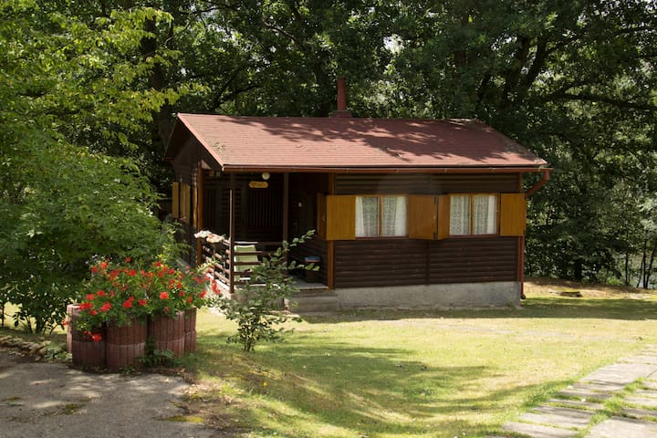 Log cabin 3, Sleeps 5 Great views of Lake & Forest - Zeliv - Outros