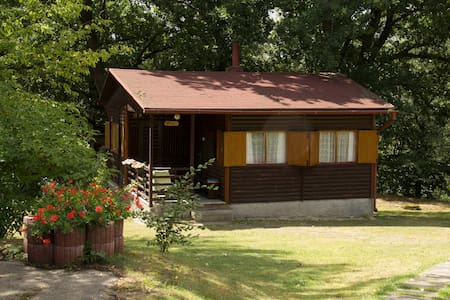 Log cabin 3, Sleeps 5 Great views of Lake & Forest - Zeliv - Altres