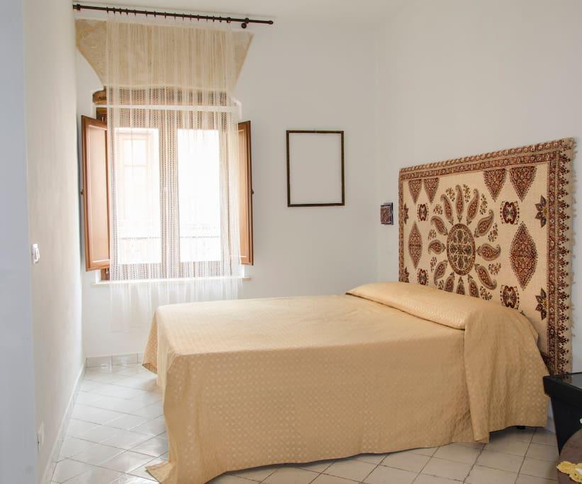 Saletta: camera da letto
