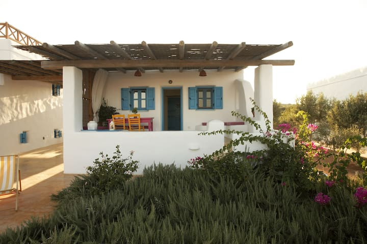 Traditional Cycladic Studio - Koufonisia - Byt