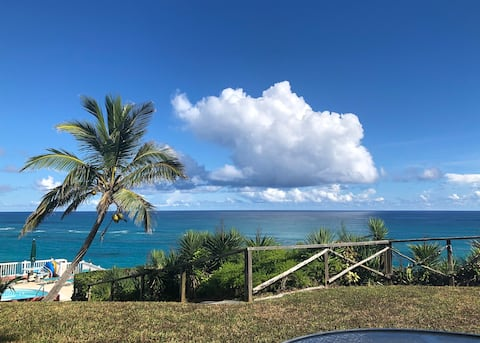 Private Beach & Pool - 1 bed at Cliffs of Marley