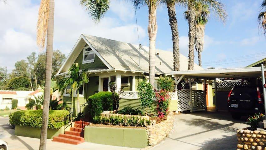 University Hts/Hillcrest Hse Share - San Diego - Casa