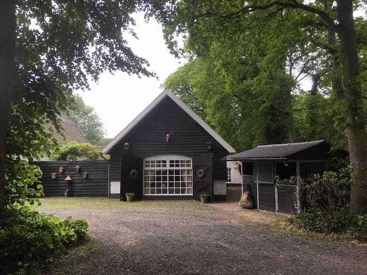 """""""The Barn"""" op de Paltzerhoeve in Soestduinen."""