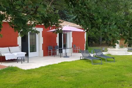 Mazet Cyprès**** Maison de Charme dans le Luberon