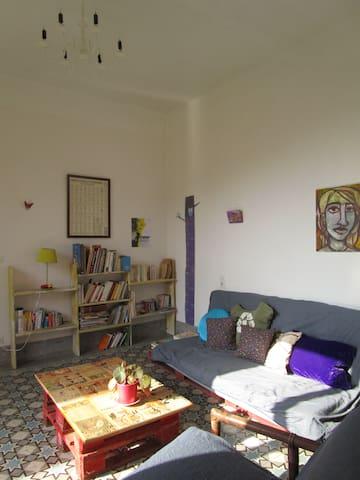 Loue chambre spacieuse au pied du Canigou