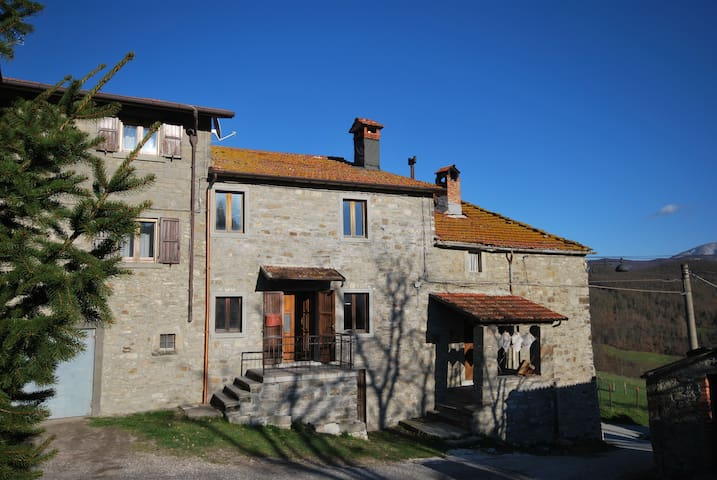 Lovely home in a tuscan hamlet - Il Poggio - House