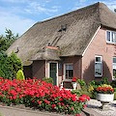 landelijk gelegen vakantiehuisje - Klarenbeek - Talo