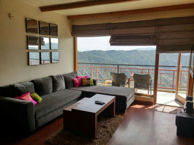 Abode in Heaven (Luxury Cottage) - Mukteshwar - Haus