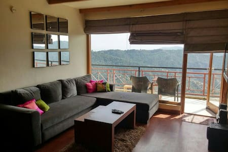 Abode in Heaven (Luxury Cottage) - Mukteshwar - 独立屋
