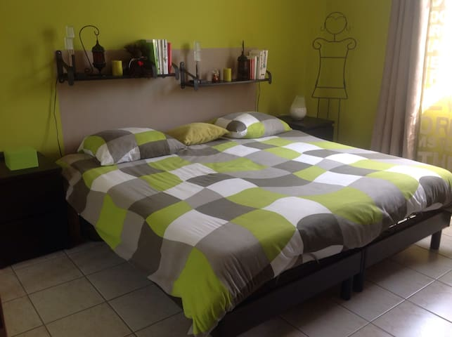 1 or 2 rooms for 4 persons - Saint-Arnoult-en-Yvelines - Casa
