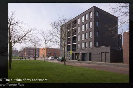 Nice room in a quiet neighborhood - Den Haag - Apartment