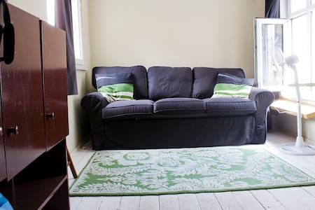 Cosy, quiet and central flat for 2 - Istanbul - Lejlighed