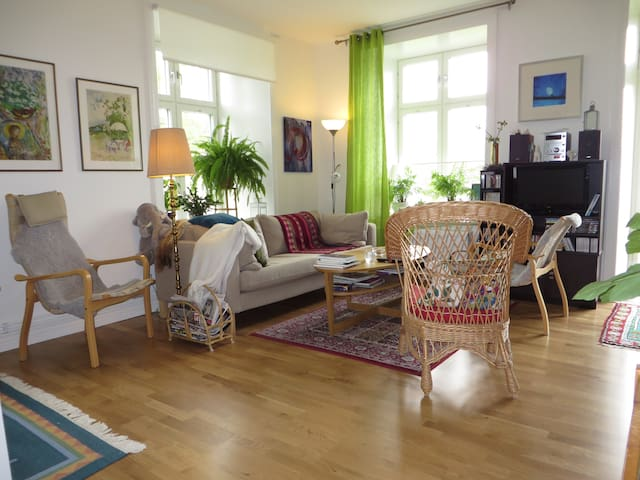 Lakeside apartment - Lindesberg - Appartement