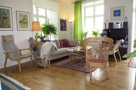 Lakeside apartment - Lindesberg