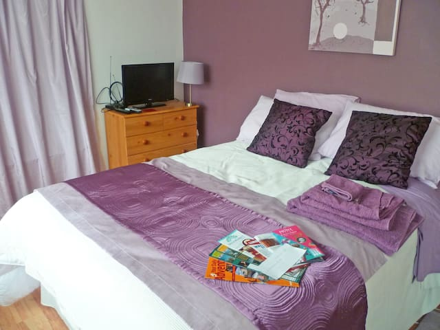 Big double room nr Limerick & UL - Parteen - Hus