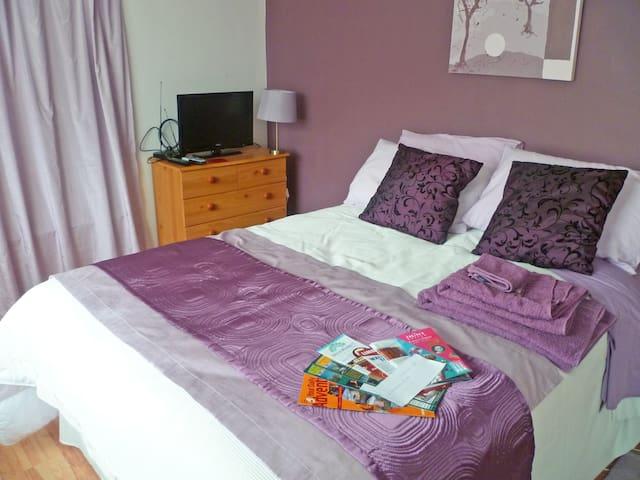 Big double room nr Limerick & UL - Parteen - Talo
