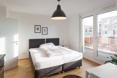 1.4Beautiful, new apartment close to tube station - Vienna - Lejlighed