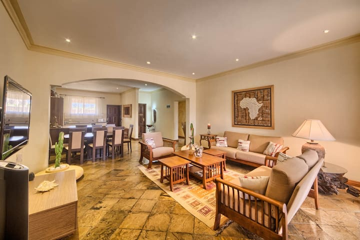 Amani Luxury Apartments,Diani Beach - Diani Beach - Apartament