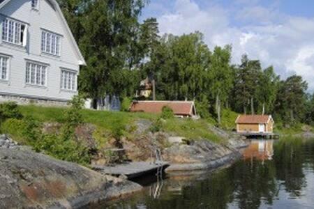 Sjötomt i Stockholms Skärgård, Gustavsberg, Värmdö - Gustavsberg