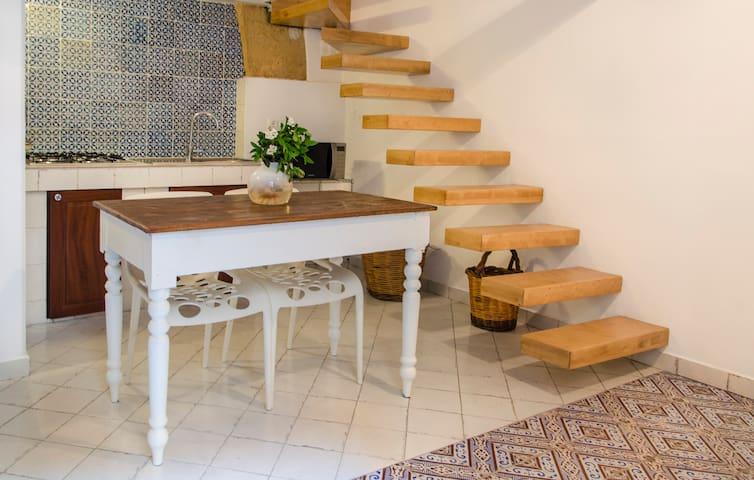 Case Mariannina, Friscu - Castellammare del Golfo - Appartement