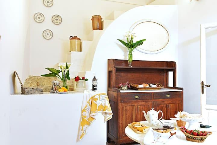Suite in antico palazzo nobiliare.