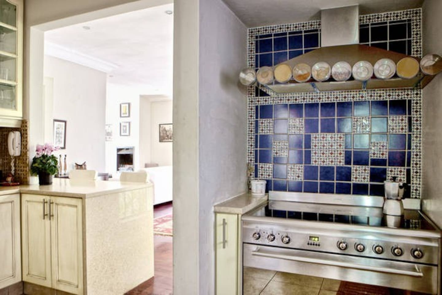 Classic fully equiped kitchen