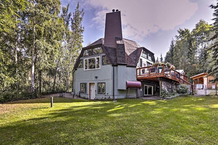 Charming Fairbanks Apartment - 10 Mins to Downtown