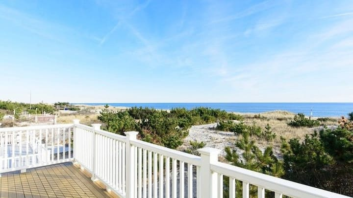 New Listing: Wake up in paradise at this secluded Westhampton home!