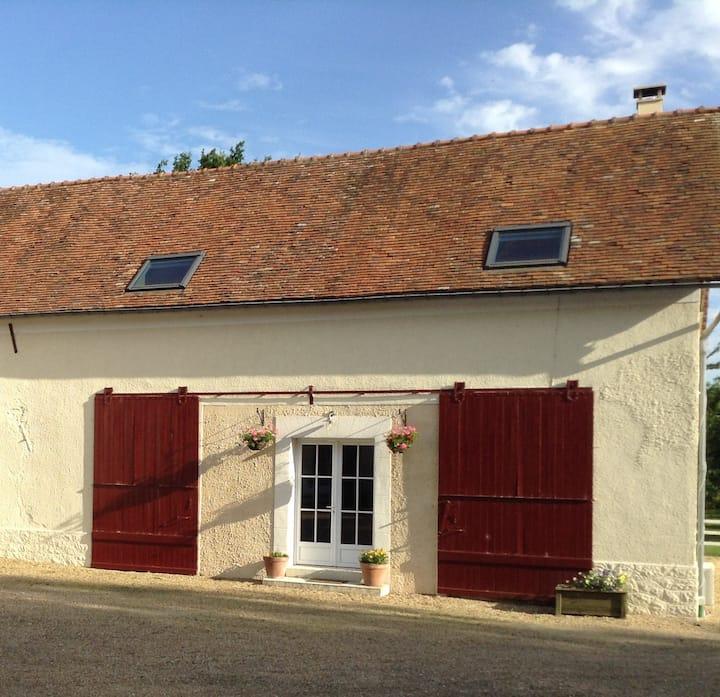 La Grange, Les Aulnaies Gite Complex