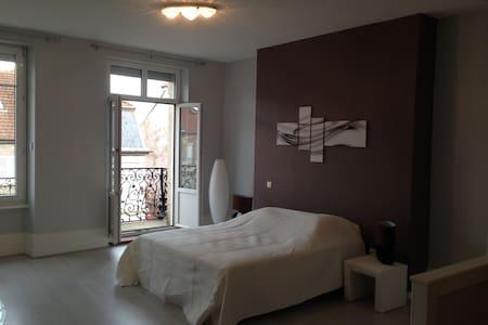 meublés au coeur de ville - Luxeuil-les-Bains - Byt
