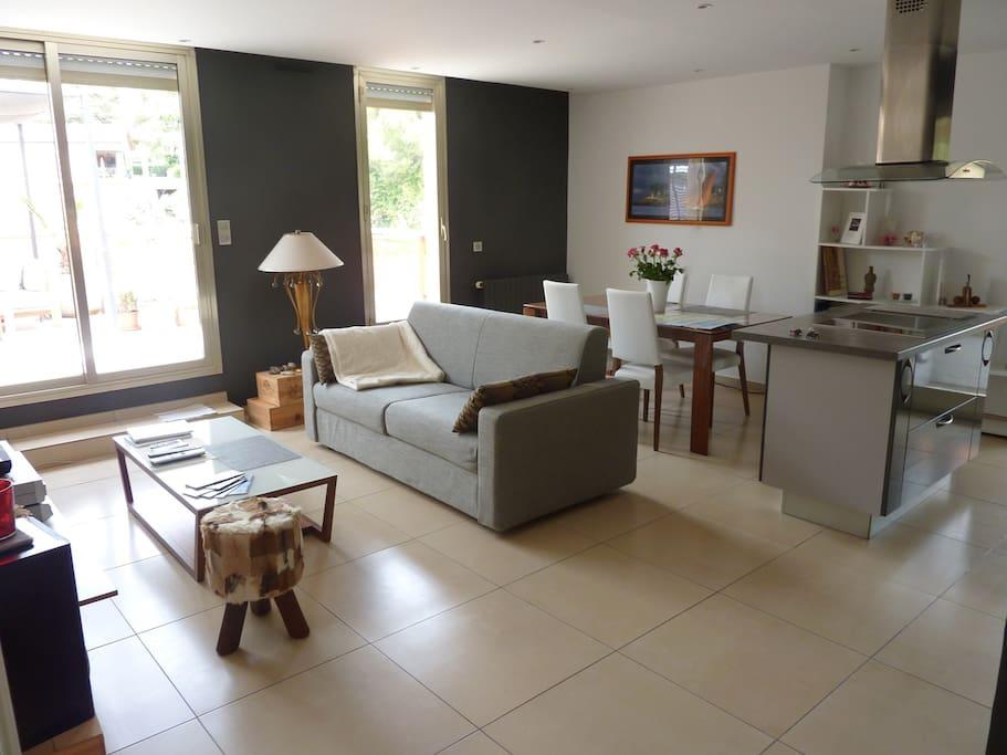 Charmant t3 10 min de cannes appartements en r sidence - Le bon coin location salon de provence ...