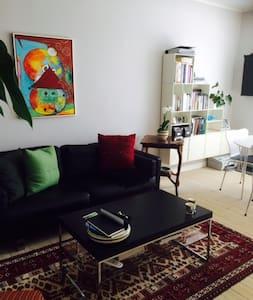 Lejlighed i centrum af Lyngby