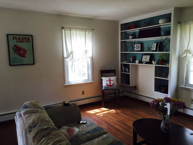 Full Apt 2 miles from Ft. Williams - Cape Elizabeth - Pis