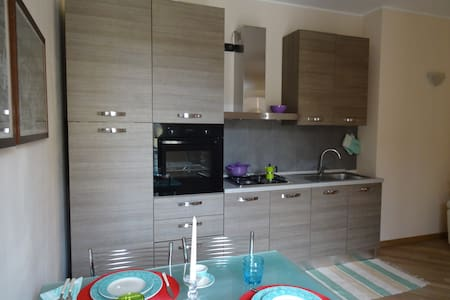 Apartment with parking space - WiFi - Cassina De' Pecchi - Daire