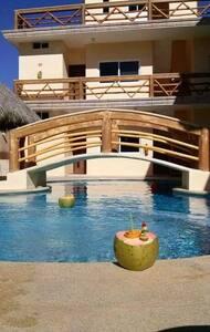 nice apartament whit pool - El Aguacate