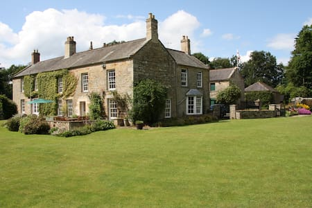 Stunning country house - Hexham - Bed & Breakfast