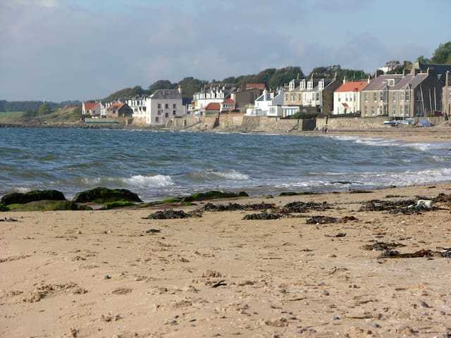 Rock View, Main St,  Lower Largo - Lower Largo - Daire